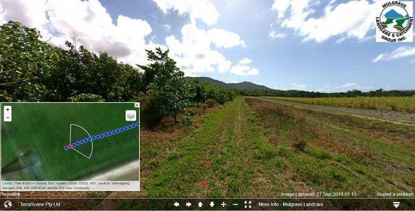 Mulgrave Landcare Wetland Track 1