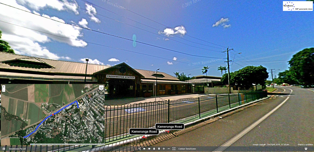 Freshwater Train Station - Kuranda Rail